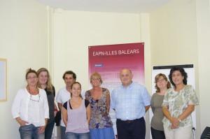 La Conselleria d'Afers Socials, Promoció i immigració visita la Xarxa