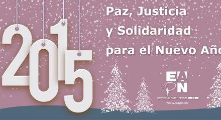 EAPN-Espanya i EAPN-Illes Balears vos desitgem Bones Festes