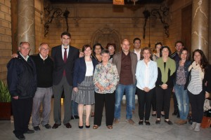 La Xarxa per a la Inclusió Social. EAPN-Illes Balears i els grups municipals de l'Ajuntament de Palma han signat avui matí un Pacte Municipal per a la Inclusió Social.