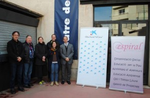 Presentació del projecte MIGRACIONS, teatre social, teatre inclusiu.