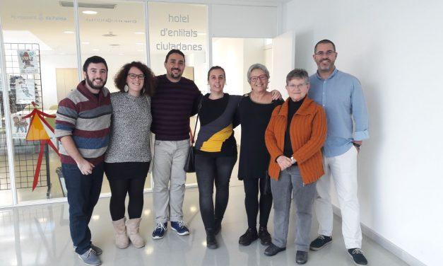 EAPN comença a treballar en xarxa a l'Hotel d'Entitats del Camp Redó