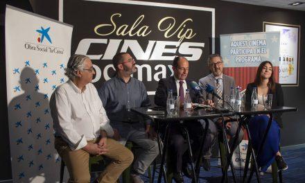"""EAPN-ILLES BALEARS I L'OBRA SOCIAL LA CAIXA IMPULSEN """"TOTS AL CINEMA"""", GRÀCIES AL PROGRAMA CAIXAPROINFÀNCIA"""