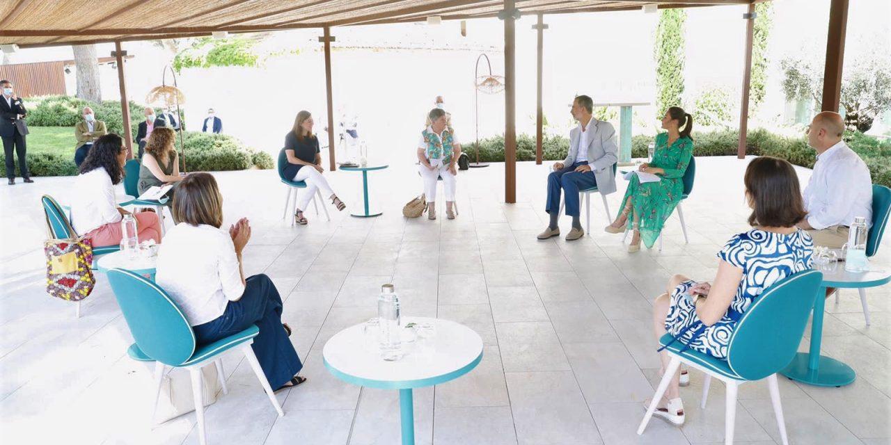 EAPN-Illes Balears es reuneix amb els Reis