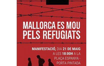 Mallorca es mou pels refugiats